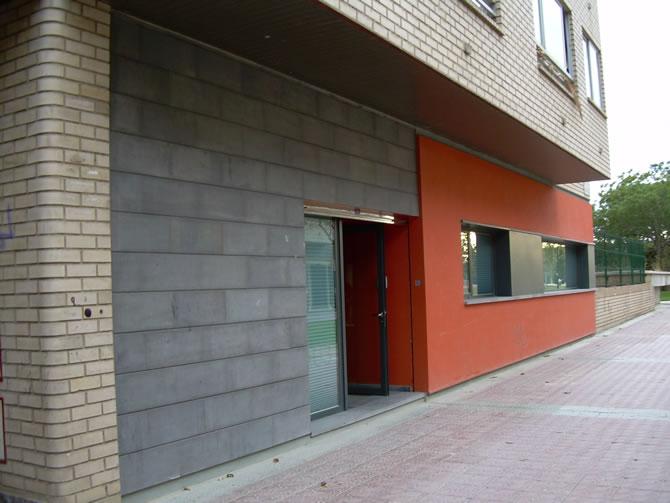 Acondicionamiento de estudio profesional en zaragoza pau3 for Estudios arquitectura zaragoza